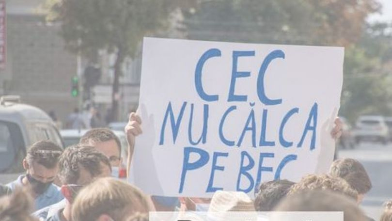 PAS, PLDM și PPDA anunță proteste la sediul Comisiei Electorale Centrale