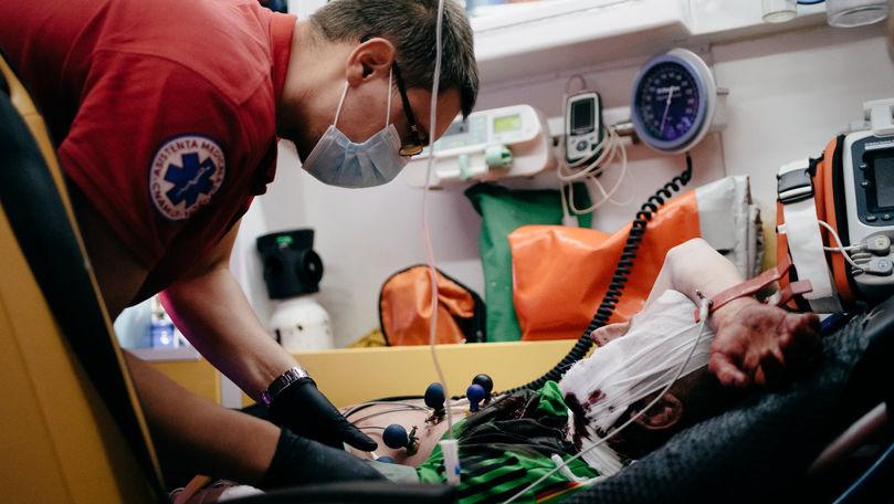 Oficial: Peste 16.000 de persoane au chemat ambulanța într-o săptămână