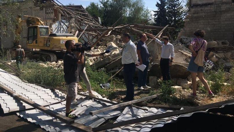 Chironda, despre demolarea Cinematografului Gaudeamus: Ședință de urgență