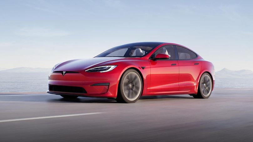 Tesla Model S Plaid a devenit cea mai rapidă mașină electrică de serie