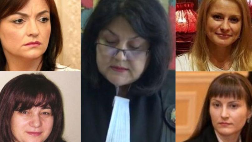 Soarta dosarelor aflate în gestiunea judecătoarelor reținute de CNA