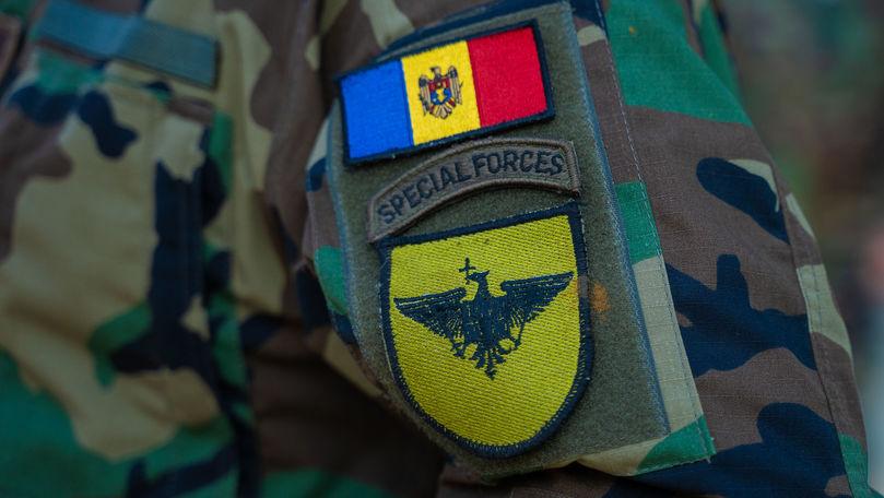 Moldova scoate armata pe străzi. Chicu: Accesul în parcuri, interzis