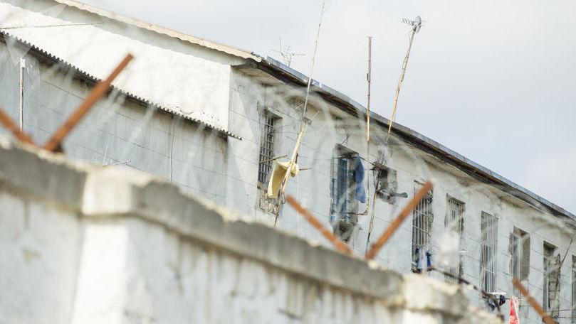 Focar COVID la o închisoare din Transnistria: Deținuții nu sunt tratați