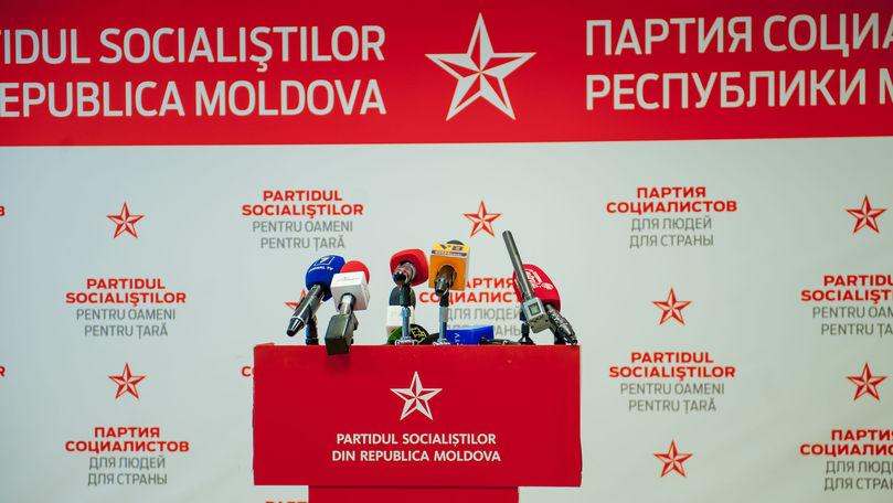 PSRM cere alegeri anticipate la Hâncești după plecarea lui Gațcan
