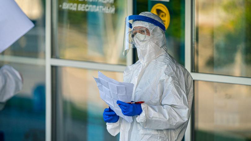 Alertă: Încă 113 lucrători medicali, diagnosticați cu COVID-19 într-o zi
