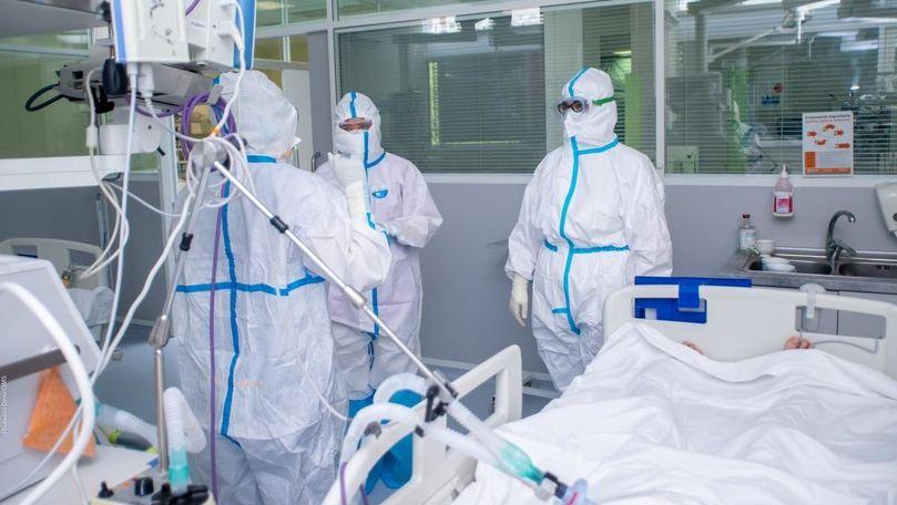 Bilanț: Circa 100.000 de infectați în R. Moldova. Harta noilor pacienți