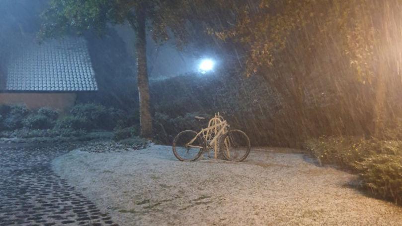 Ninsoare în sudul Braziliei: Am 62 de ani și nu am văzut niciodată zăpadă