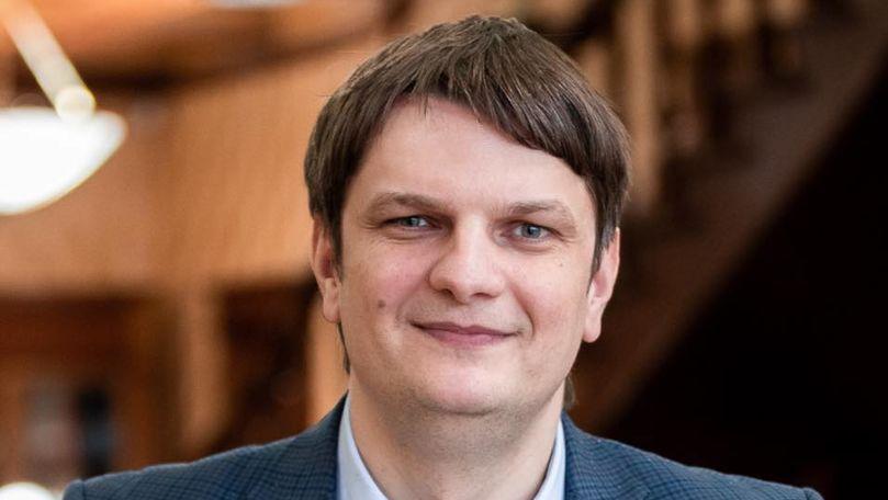 Andrei Spînu a degrevat din funcția de secretar general al Președinției