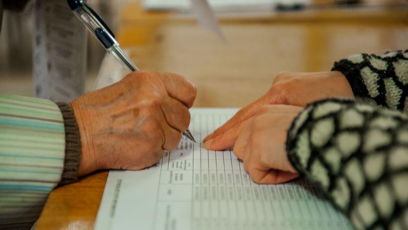 Alegeri la Hâncești: Pixurile vor fi dezinfectate după fiecare alegător