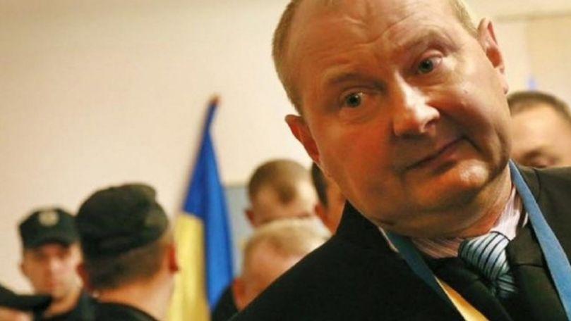 Fostul judecător ucrainean, mărul discordiei pentru autoritățile de la Kiev