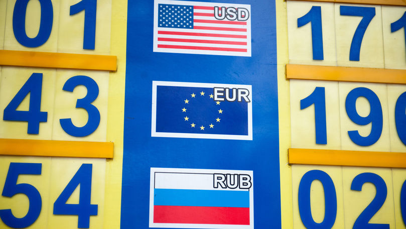 Curs valutar 9 octombrie 2021: Cât valorează un euro și un dolar