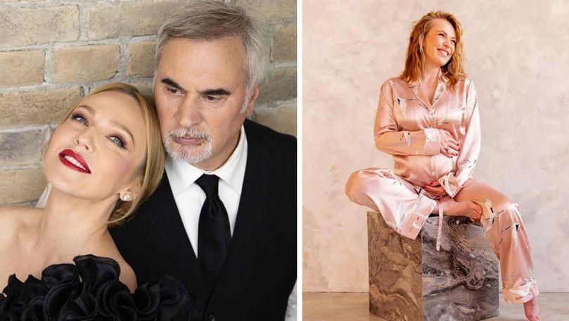 Albina Djanabaeva și Valerii Meladze au devenit din nou părinți