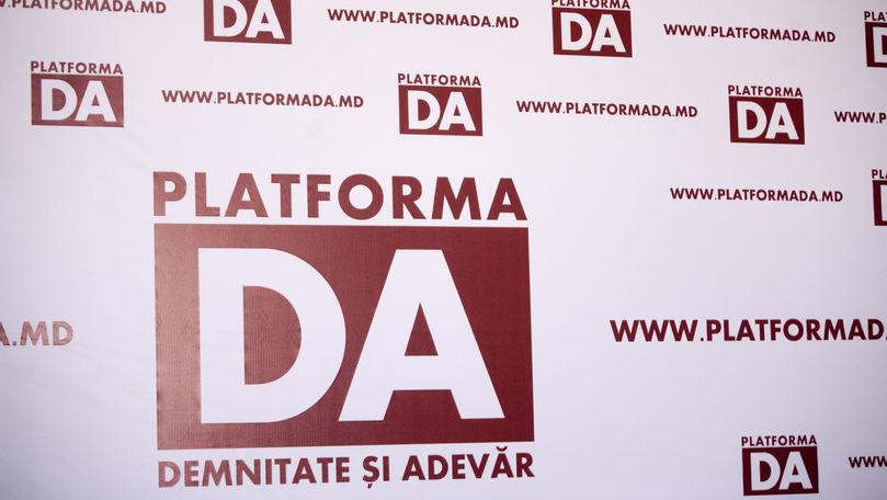"""Partidul Politic """"Platforma Demnitate și Adevăr"""" - Wikipedia"""