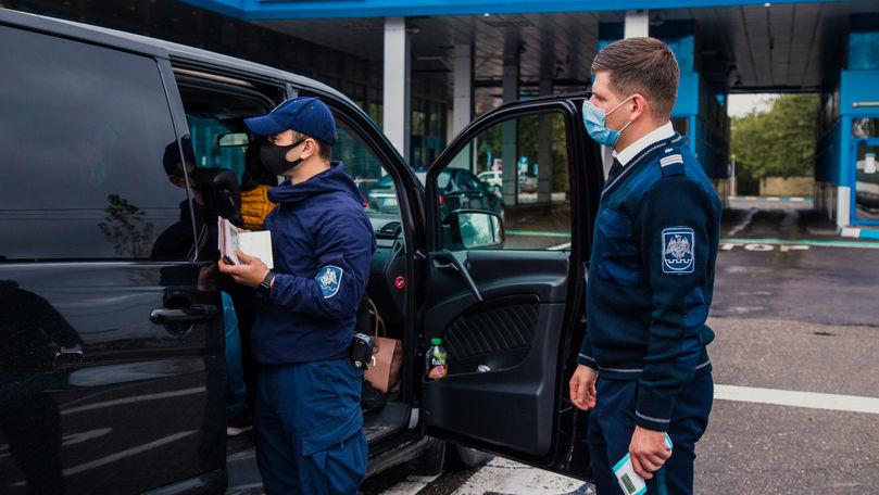 Situația la frontieră: 20 de amenzi pentru nerespectarea regulilor COVID