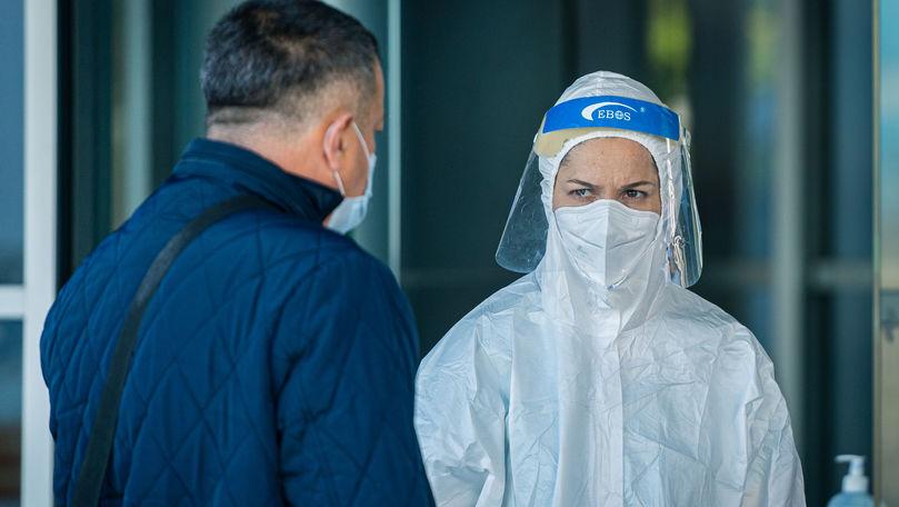 Veste bună: 1.093 de pacienți vindecați de COVID-19 în Moldova, externați