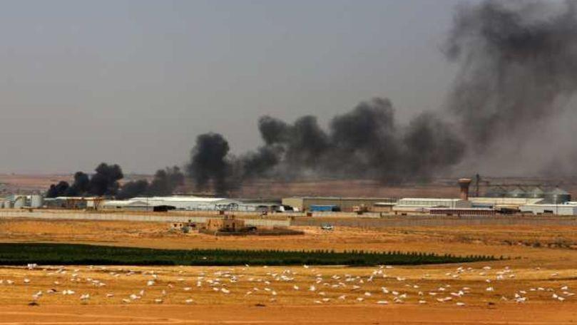 Israelul a atacat obiective militare iraniene în Siria: Sunt 40 de morţi