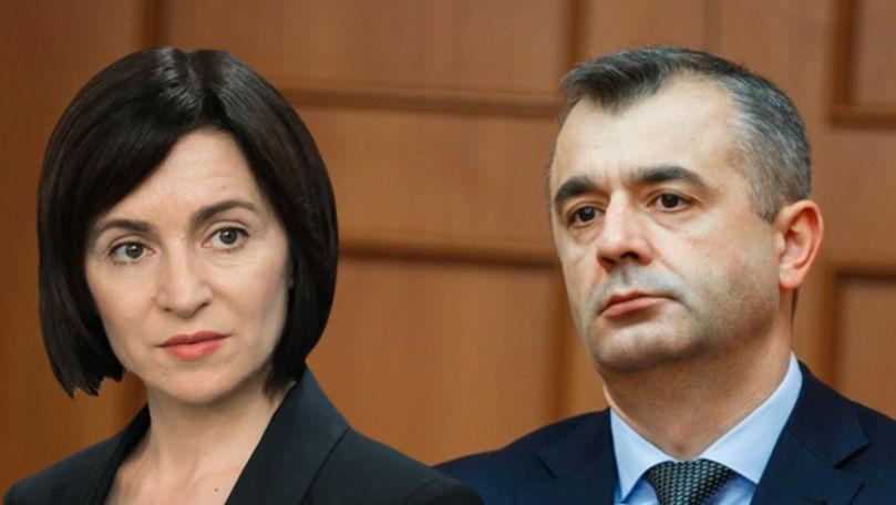 Ion Chicu, către Maia Sandu: Puneți-vă Guvernul de verișoare la lucru