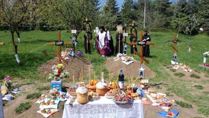 CESP: Accesul în cimitirele din Chișinău, interzis de Paștele Blajinilor