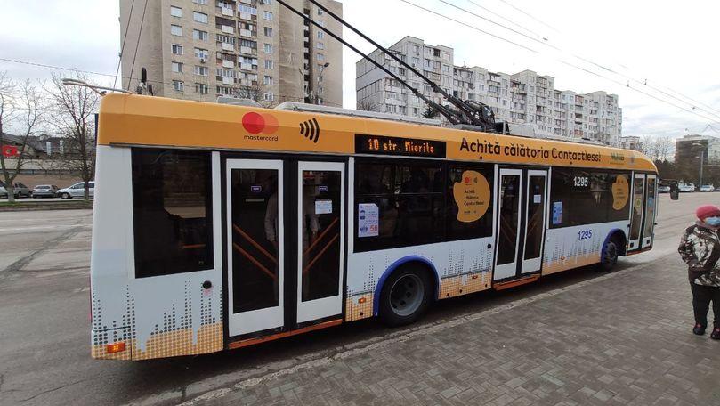 Cum este folosită achitarea electronică în transportul public