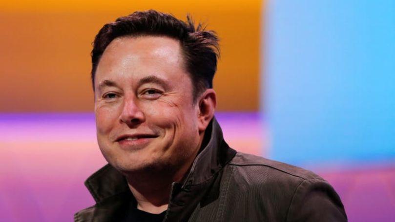 Elon Musk: Am atins cel mai mare val de producţie Tesla