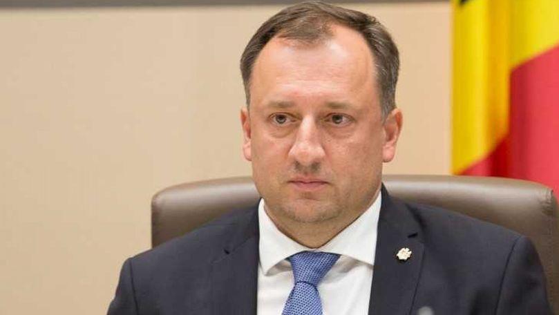 Ulanov: Rog colegii să voteze ridicarea imunității. Sunt nevinovat