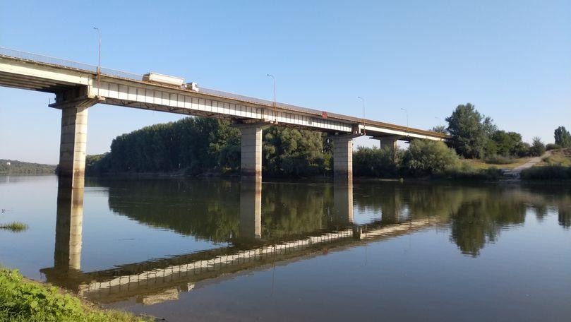 Două poduri peste râul Nistru urmează a fi reparate