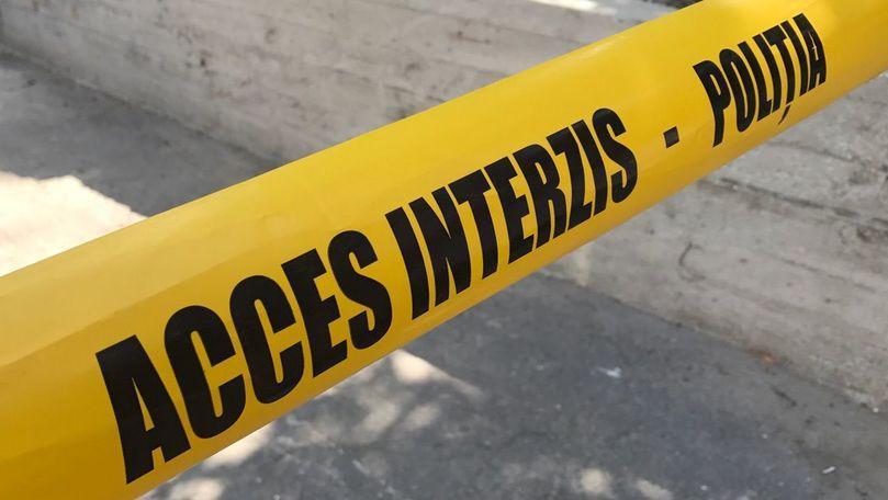 Un bărbat a murit în timp ce se plimba cu soția pe o stradă la Buiucani