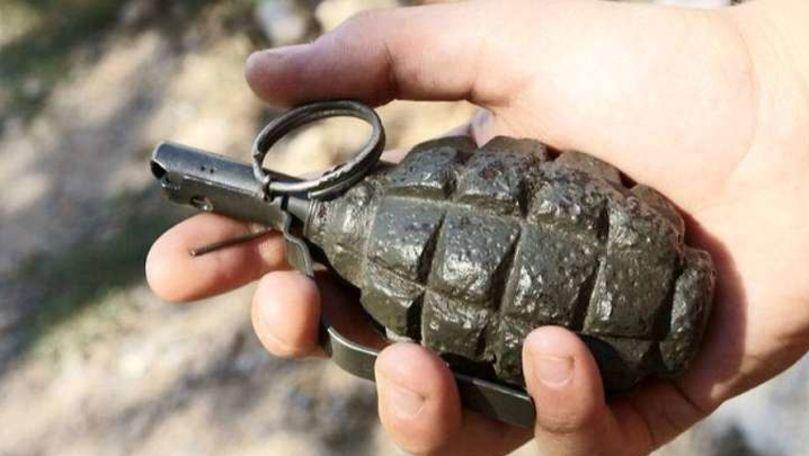 Căușeni: Un bărbat s-a sinucis, detonând o grenadă. Ce spun vecinii