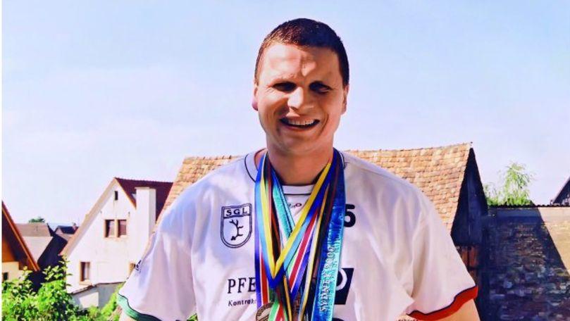 Cine e sportivul care a fost ales cel mai bun handbalist moldovean