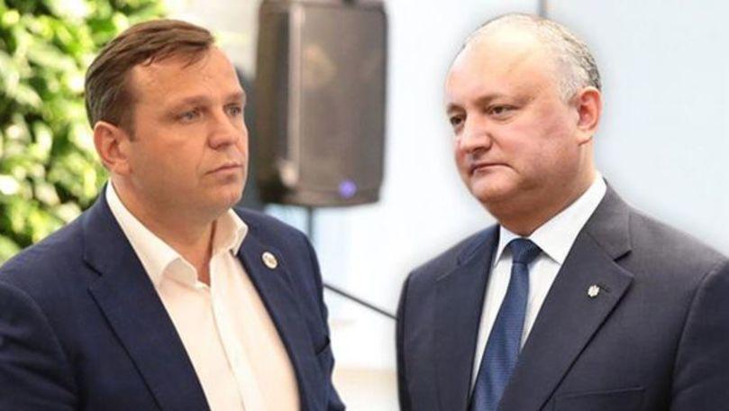 Năstase se va judeca cu Dodon: Nu există filmulețele anunțate de el