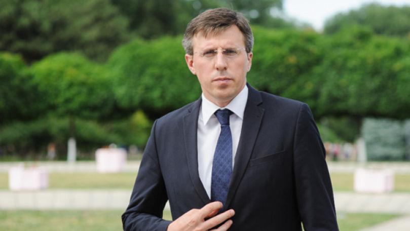 Cine este Dorin Chirtoacă, candidat la șefia Capitalei