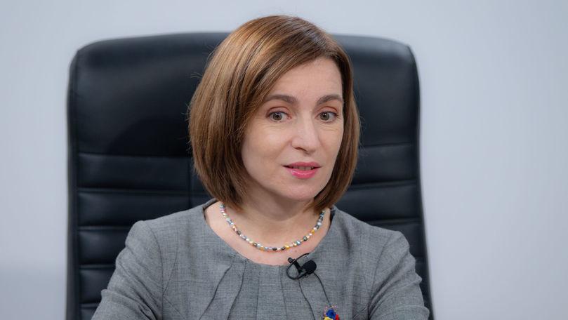 Sandu anunță ce i-a cerut lui Kozak la Chișinău: Vedem o urgență