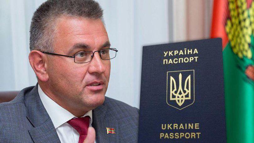 Kievul, interesat de cetățenia ucraineană a liderului de la Tiraspol