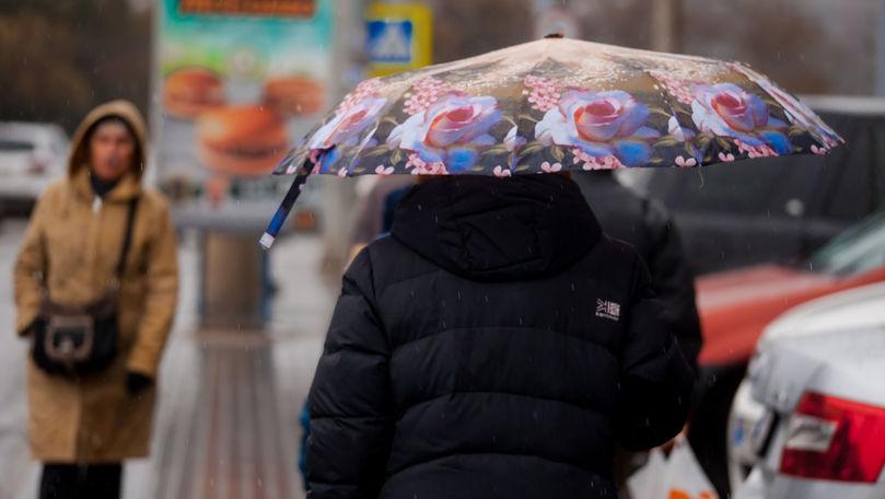 Meteo 28 august 2021: Maxime de +27°C și ploi slabe în nordul țării