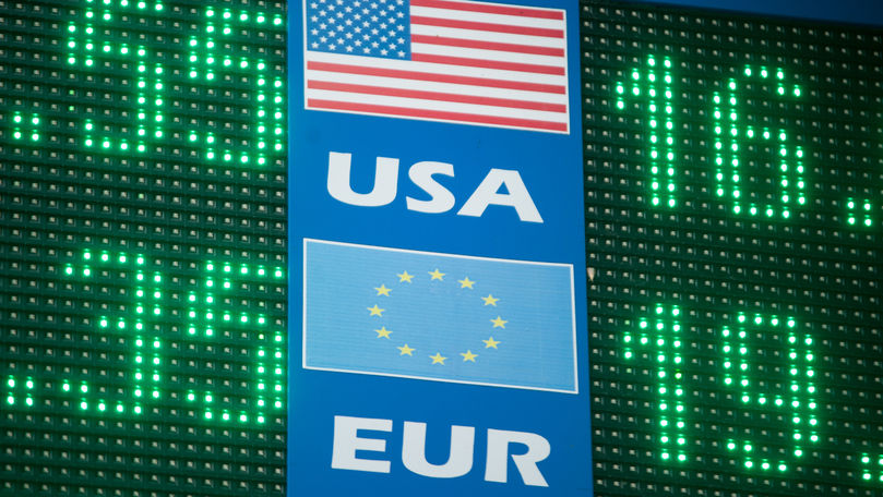 Curs valutar 20 septembrie 2021: Cât valorează un euro și un dolar