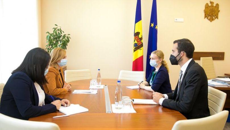 Un grup de prietenie cu SUA va fi creat în Parlamentul de la Chișinău
