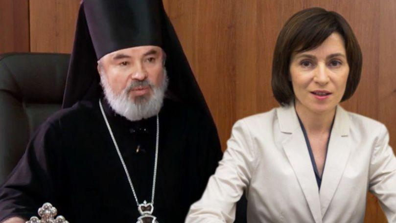 Episcopul Marchel, obligat de CSJ să-i plătească Maiei Sandu 20.000 de lei prejudiciu