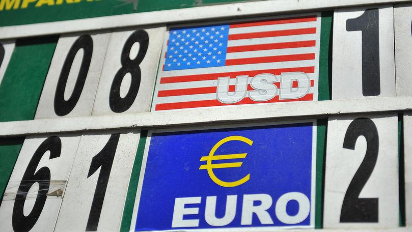 Curs valutar 5 octombrie 2021: Cât valorează un euro și un dolar