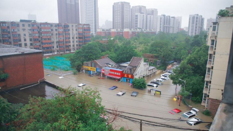 Furtunile apocaliptice din China se extind: Zeci de mii de oameni, evacuați