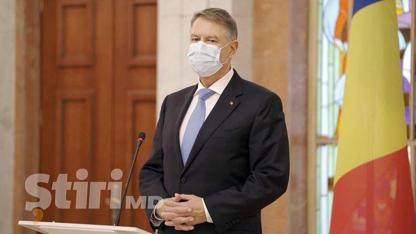 Iohannis: România este și va rămâne partenerul sincer al R. Moldova