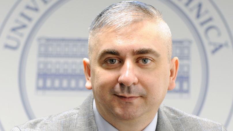 Dinu Țurcanu: O carieră de succes grație UTM Ⓟ
