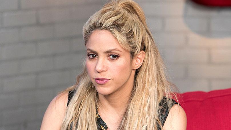 Cântăreața Shakira ar putea ajunge după gratii pentru evaziune fiscală