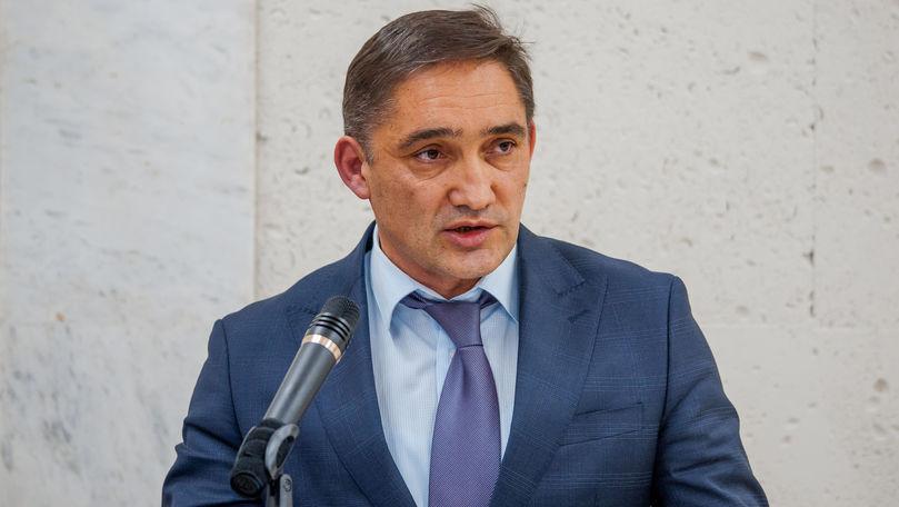 Stoianoglo: În Parlament sunt oameni implicați în furtul miliardului