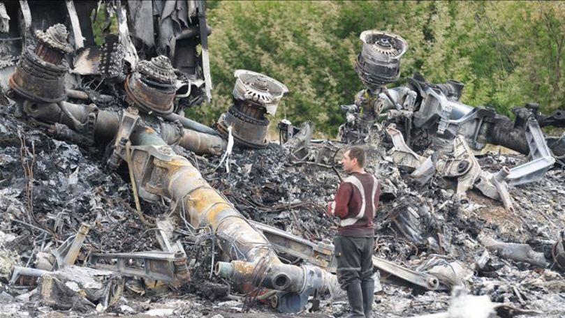 Avion doborât în Ucraina: Noi probe despre cum a fost posibil masacrul