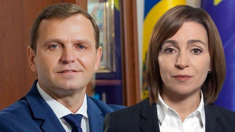 Andrei Năstase anunță că o va susține pe Maia Sandu în turul II
