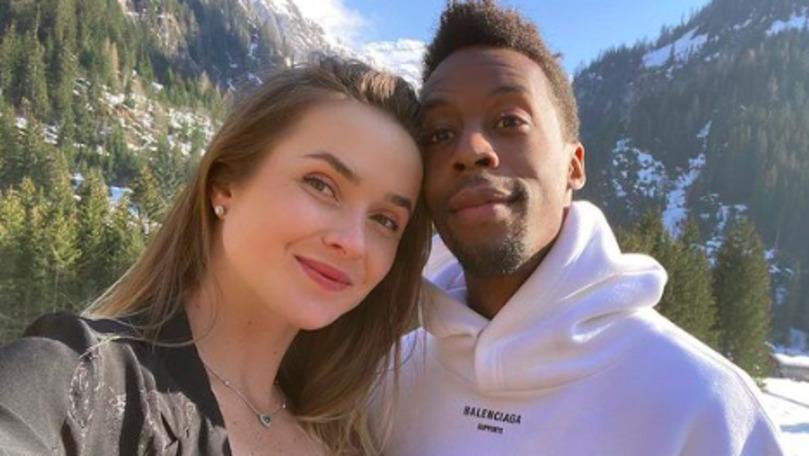 Una dintre cele mai frumoase jucătoare de tenis s-a logodit cu fostul iubit