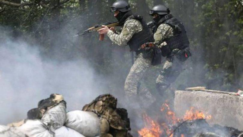 Război în Ucraina: 2 militari uciși și alți 2 răniți