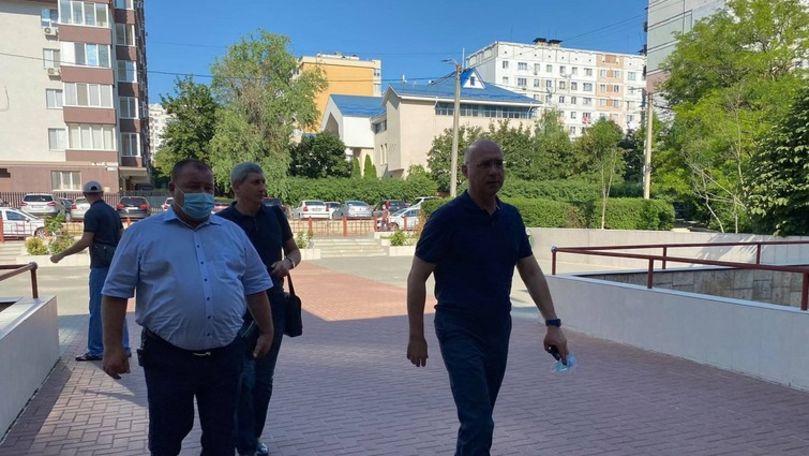 Pavel Filip și mai mulți foști deputați PDM cer eliberarea lui Pînzari din arest