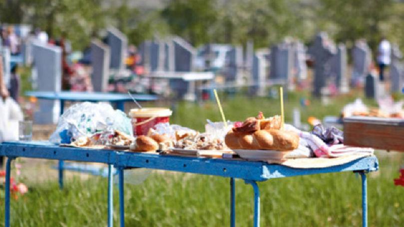 Accesul cetățenilor în cimitire, permis de Paștele Blajinilor la Edineț