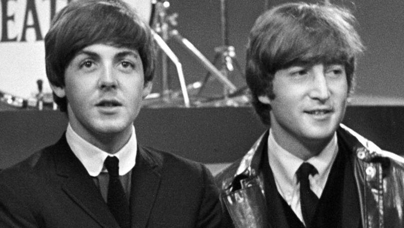 Paul McCartney îl învinuieşte pe John Lennon pentru destrămarea trupei The Beatles